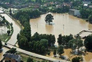 Число жертв наводнения в Польше достигло 14 человек