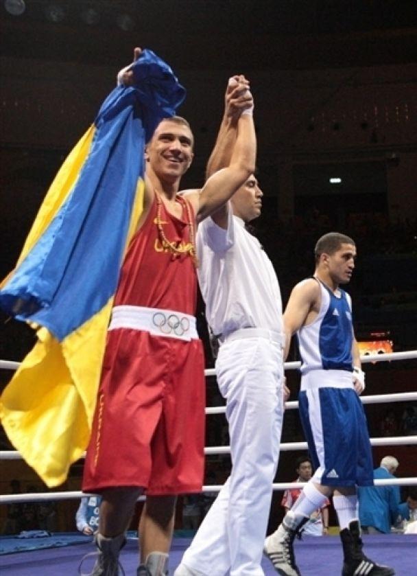 Василий Ломаченко - олимпийский чемпион! (фото)