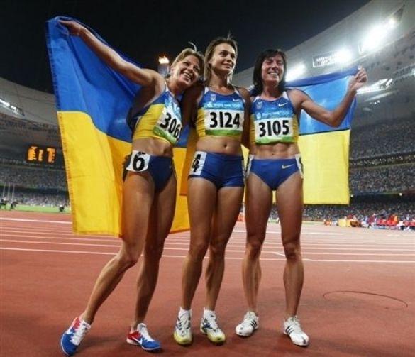 Українські медалістки