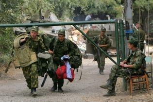 Грузинские войска вернулись в Сенаки