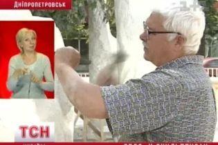 Художники создают скульптуры для Евро-2012 (видео)