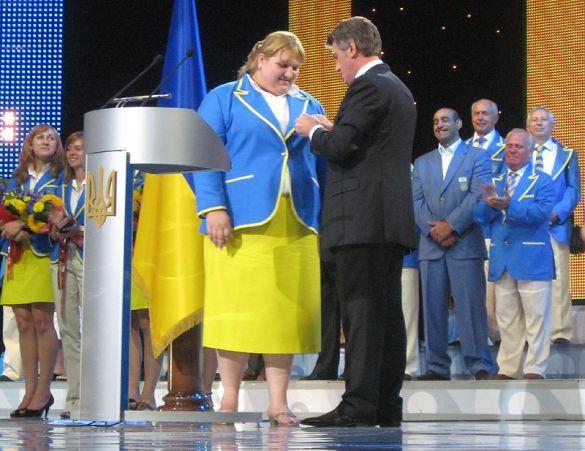 Ющенко, Коробка