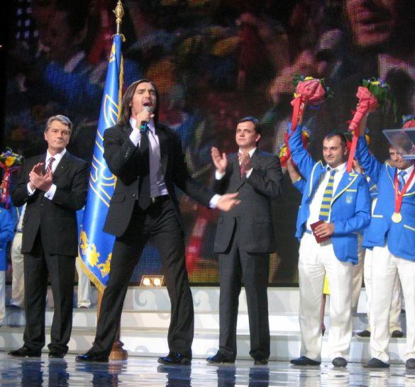 Пісня олімпійців
