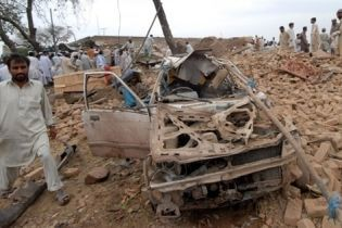 В Багдаде десятки погибших в результате теракта