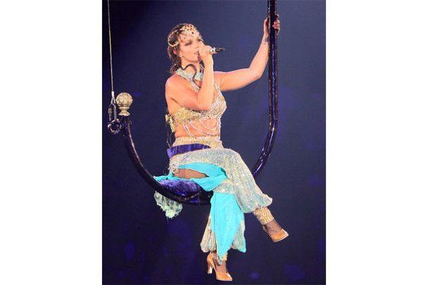 Бритни Спирс даст концерт в Киеве