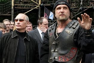 Путин, Кирилл и Лужков приедут в Крым на байкерский фестиваль
