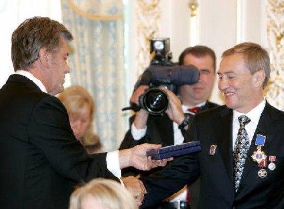 Ющенко-Черновецький