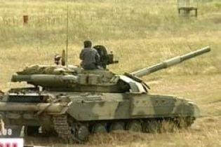 Какая военная техника на вооружении в Украине? (видео)