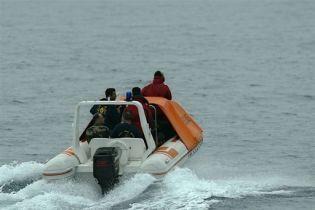 В Черном море затонуло российское судно