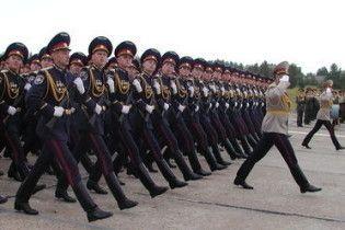 ТСН отправили в армию (видео)