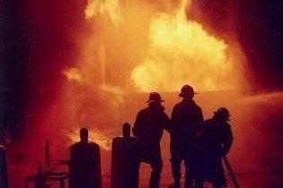Пожар в Запорожской области: погибло два человека
