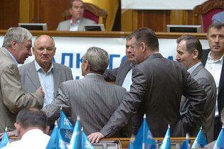 Рада пополнилась 22 депутатами от Партии регионов