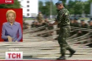Украинской армии не хватает парашютов (видео)