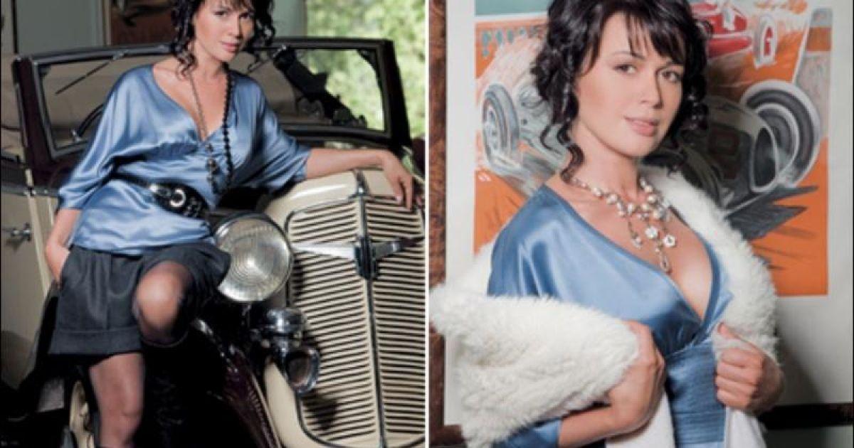 Анастасия Заворотнюк: биография, фото - Кино MailRu
