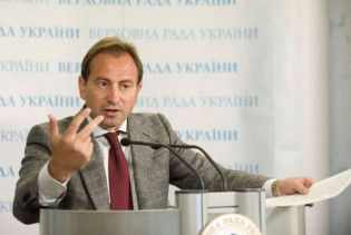 Партия регионов отберет у бютовца Томенко кресло вице-спикера ВР