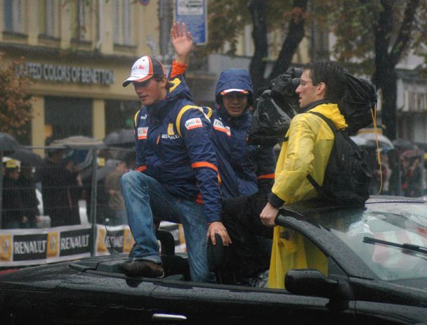 """""""Формула-1"""" – для самых стойких киевлян (фото)"""