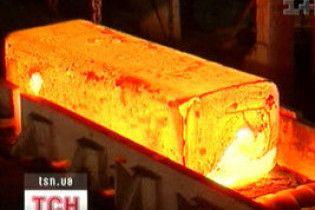 Украина удержалась в десятке стран-лидеров по производству стали