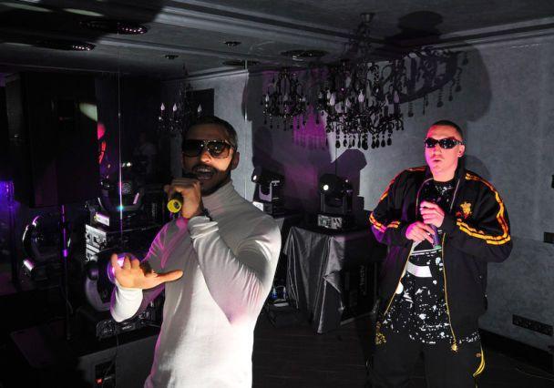 Рэпер Larson запел с Владимиром Гришком (фото)