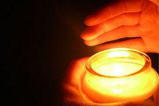Центр Киева остался без света