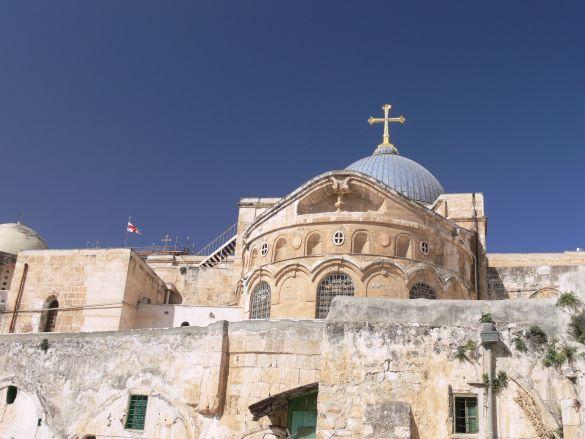 Храм гробу Господнього (Фото: glas.org.ua)