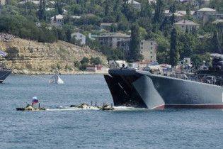 Черноморский флот вооружился российским подводным роботом