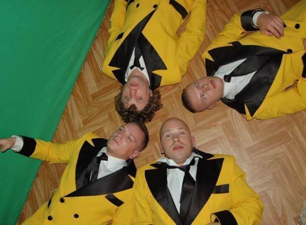 "Группа ""Ot vinta"" снялась для гей-журнала Gay Pages"