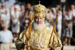 Московский патриарх в июле посетит Украину