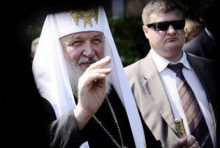 Кирилл освятит президентство Януковича