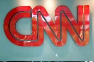CNN начал телетрансляцию рекламных роликов об Украине