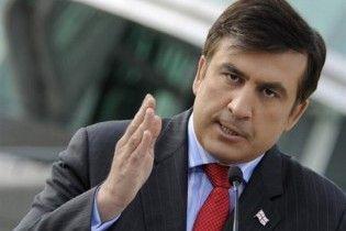 Саакашвили предложил НАТО использовать Грузию как плацдарм для ударов