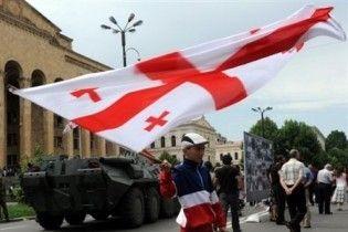 Грузия заблокирует вступление России во ВТО