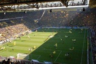 Немецкие спецслужбы предотвратили теракт на стадионе лидера Бундеслиги