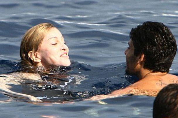 Исус Лус бросил Мадонну из-за разницы в возрасте
