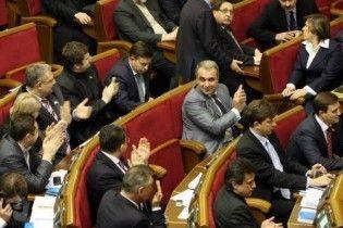 Почти половина депутатов от НУ-НС пойдет в коалицию с Партией регионов