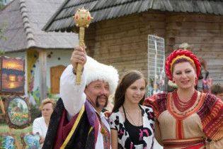 На Полтавщине стартовала Сорочинская ярмарка