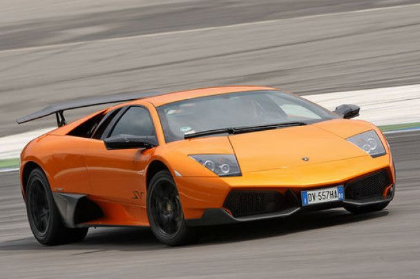 """Lamborghini Murcielago признан """"самым грязным"""" автомобилем"""
