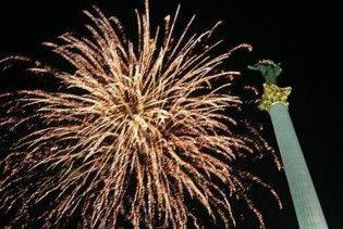 Киев отметит День соборности ярмаркой и грандиозным фейерверком