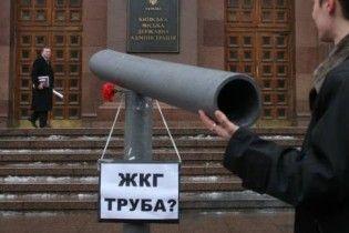 Янукович приказал коммунальщикам быстро реформировать отрасль