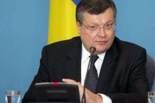 Янукович уволил Грищенко