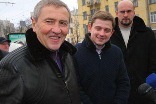 Генпрокуратура не увидела ничего преступного в действиях Довгого и Черновецкого