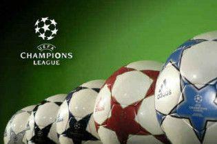 Результаты первых четвертьфинальных матчей Лиги чемпионов