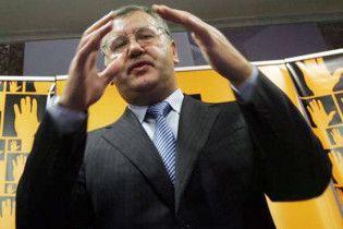 Гриценко посоветовал власти посмотреть на Египет и сделать выводы