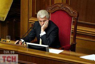 Литвин: билет в парламент стоит 5 миллионов долларов