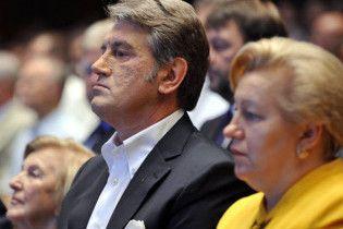 Ульянченко не говорила с Януковичем о премьере Ющенко