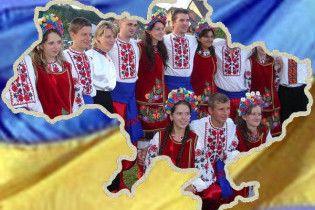 За месяц украинцев стало меньше на 17 тысяч