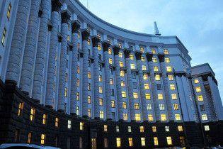 Сторонники Партии регионов вновь пикетируют Дом правительства