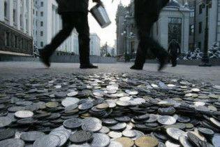 Государственный долг Украины за год вырос на треть