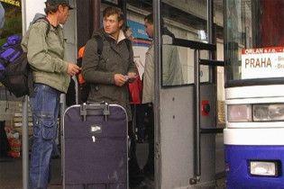 Украинцы покидают Чехию из-за невозможности получить работу