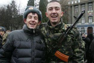 Франция одела украинских военных