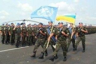 Рада поддержала Януковича: украинские солдаты едут воевать в Африку